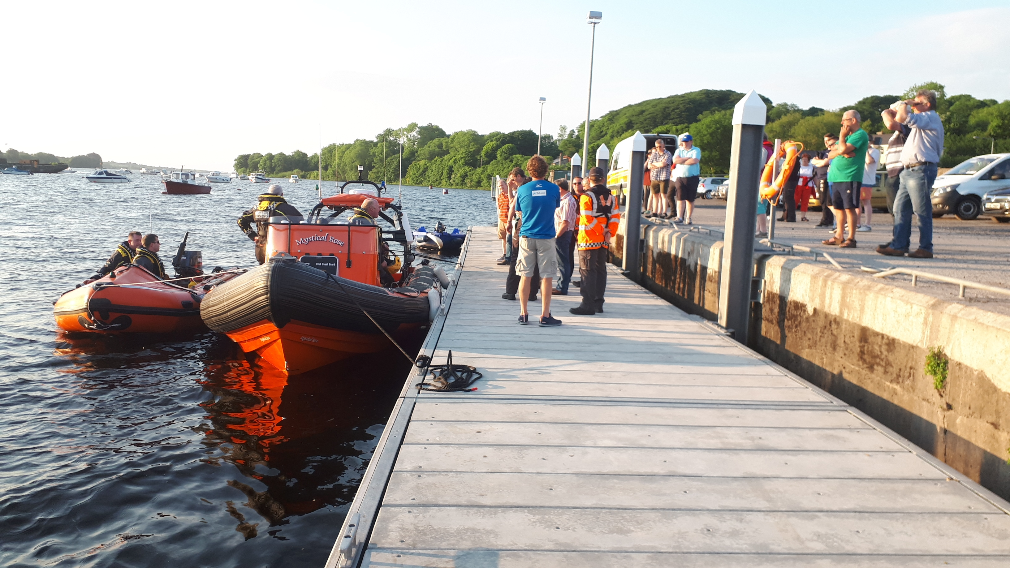 Killala Coast Guard Safety Demonstration
