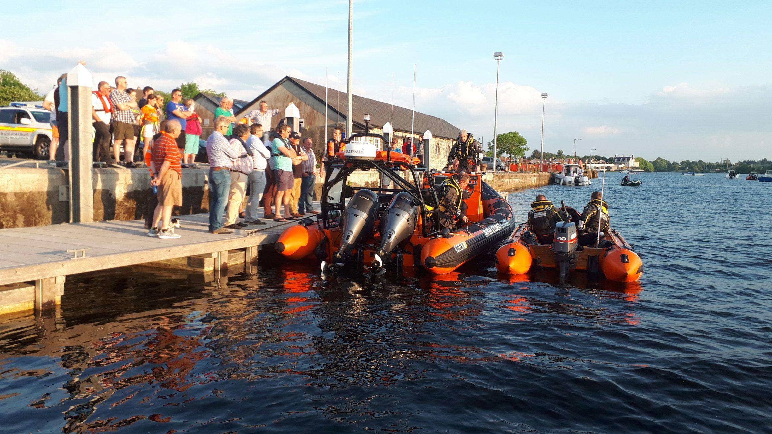 Killala Coast Guard Safety Demonstration