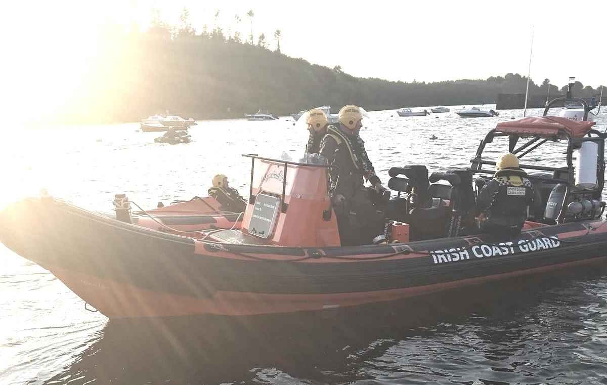 Killala Coast Guard Safety Event